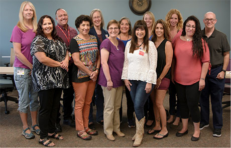 Presbyterian Medical Group staff photo
